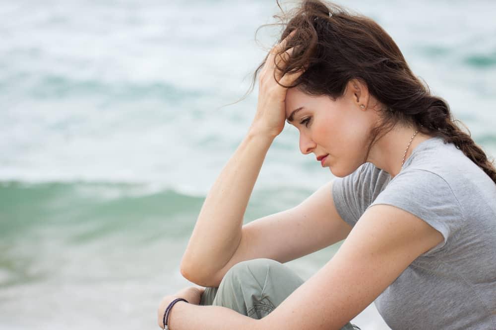 Trennungsschmerz Frauen