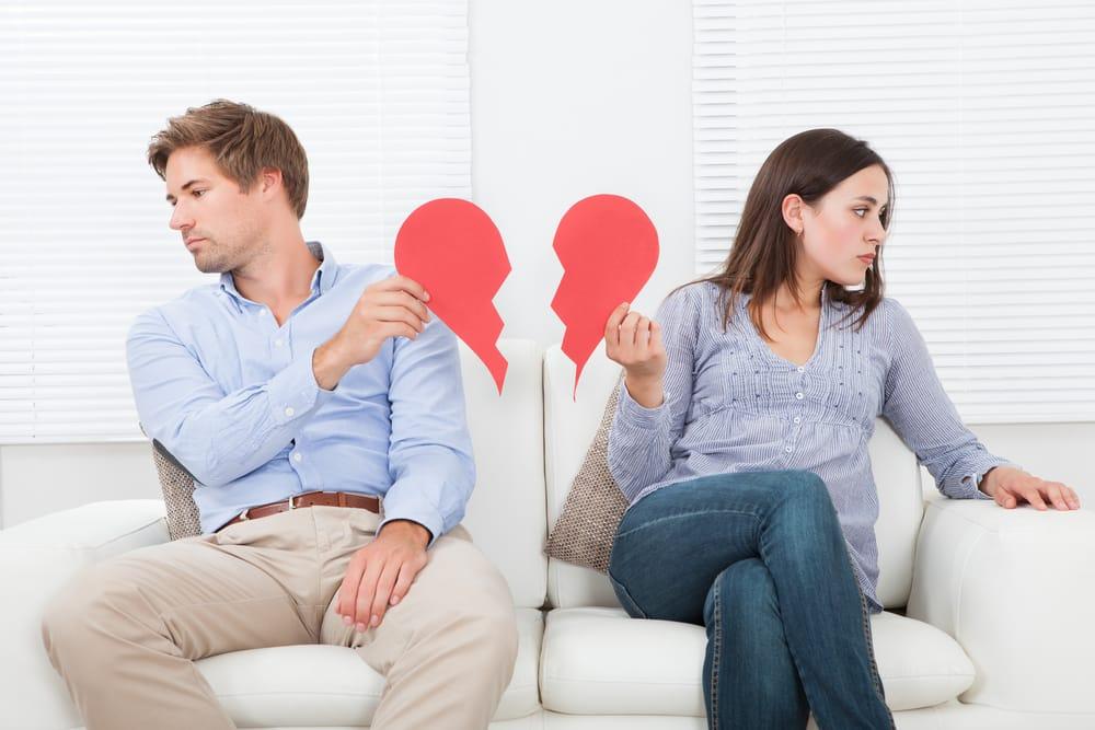 Paare, die nach Trennung wieder zusammenkommen