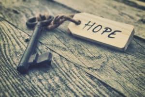 Es gibt immer Hoffnung