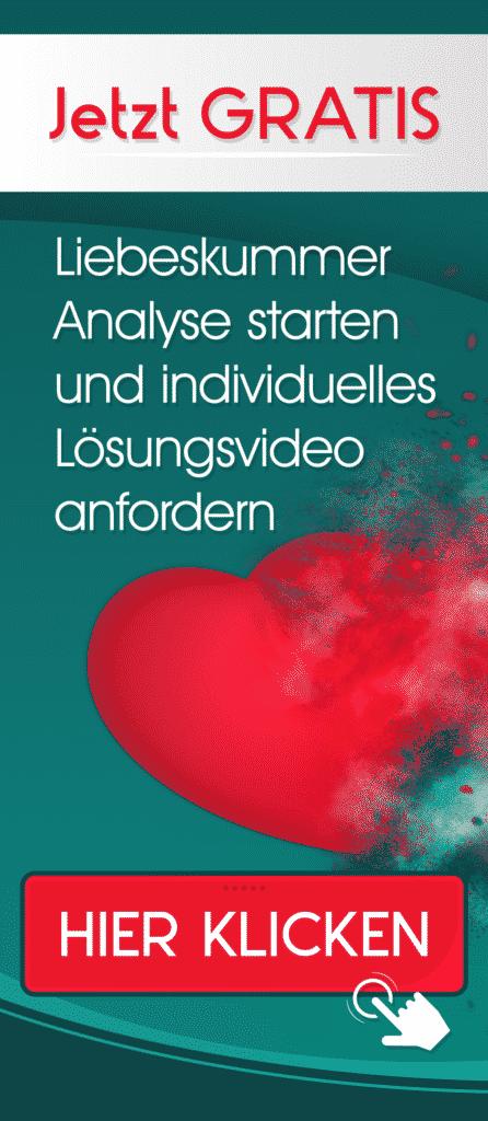 Liebeskummer Analyse